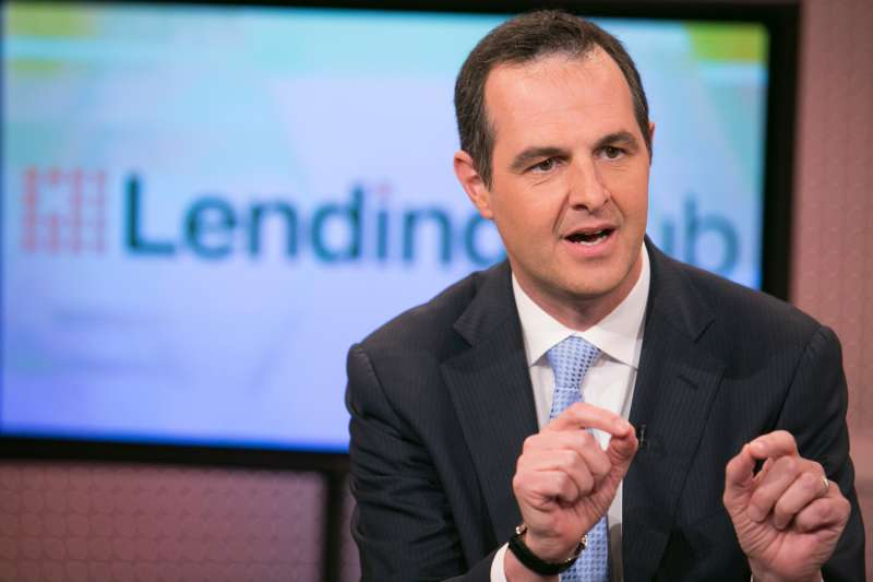 Renaud Laplanche, ex-CEO and founder of Lending Club, in an interview on Mad Money on April 14, 2015.
