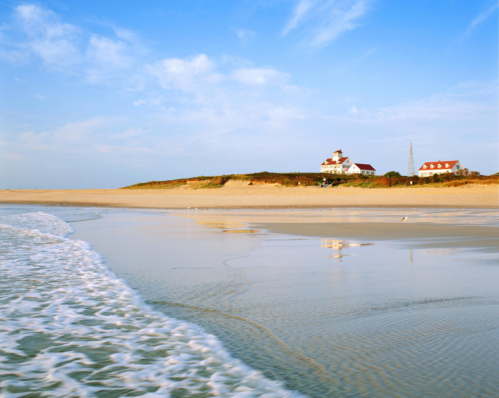 MASSACHUSETTS CAPE COD COAST GUARD BEACH