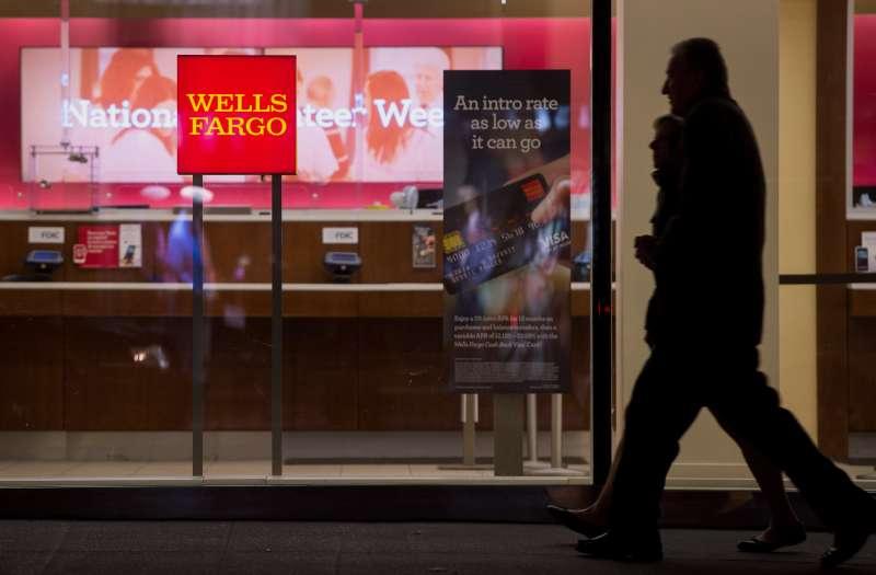 Wells Fargo & Co. Bank Branches Ahead Of Earnings Figures