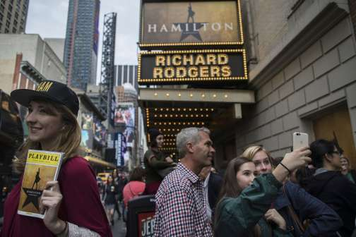 How I Saw 'Hamilton' for Just $50