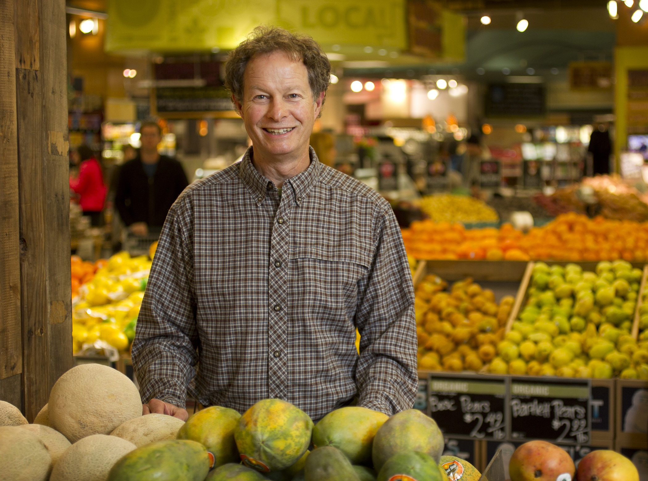 Whole Foods CEO John Mackey on December 31, 2012.