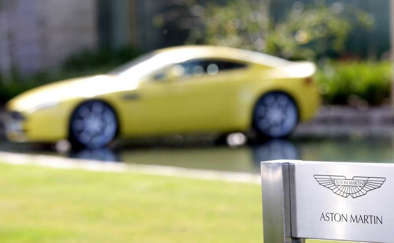 Aston Martin Vantage Maintenance Costs