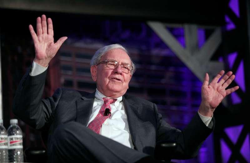 Warren Buffett Speaks At Conference Focused On Detroit's Revitalization