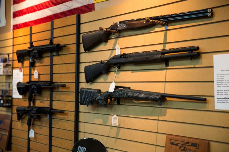 Gun ownership in America is at its lowest point in nearly four decades.