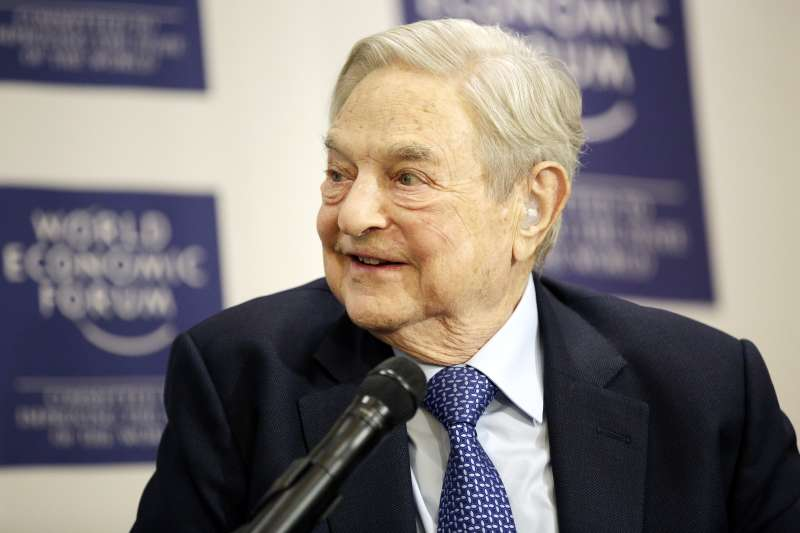 George Soros announced he will return to trading.
