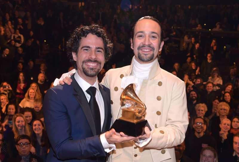 The 58th GRAMMY Awards -  Hamilton  GRAMMY Performance