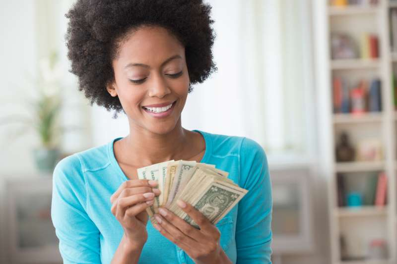 Studies suggest money can't buy happiness.
