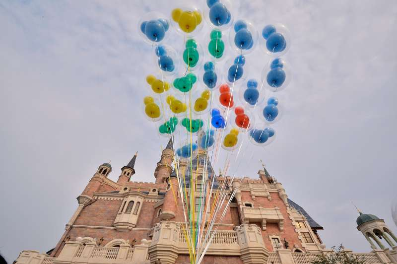Shanghai Disneyland In Final Preparation For The Grand Opening