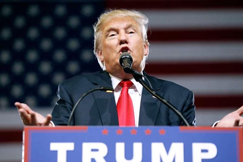 Donald Trump Holds Campaign Rally In Phoenix, Arizona