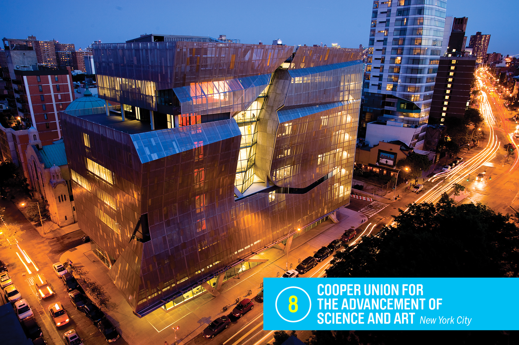 """<a href=""""https://money.com/best-colleges/profile/cooper-union-for-the-advancement-of-science-and-art/"""" target=""""_blank"""">Cooper Union</a> is unique—a small, urban school that offers degrees only in art, architecture, and engineering. Though Cooper Union no longer has the free tuition policy it was founded with, it's still much more affordable than other elite private colleges.                                            <a href=""""https://money.com/best-colleges/profile/cooper-union-for-the-advancement-of-science-and-art/"""" target=""""_blank"""">FULL PROFILE</a>"""