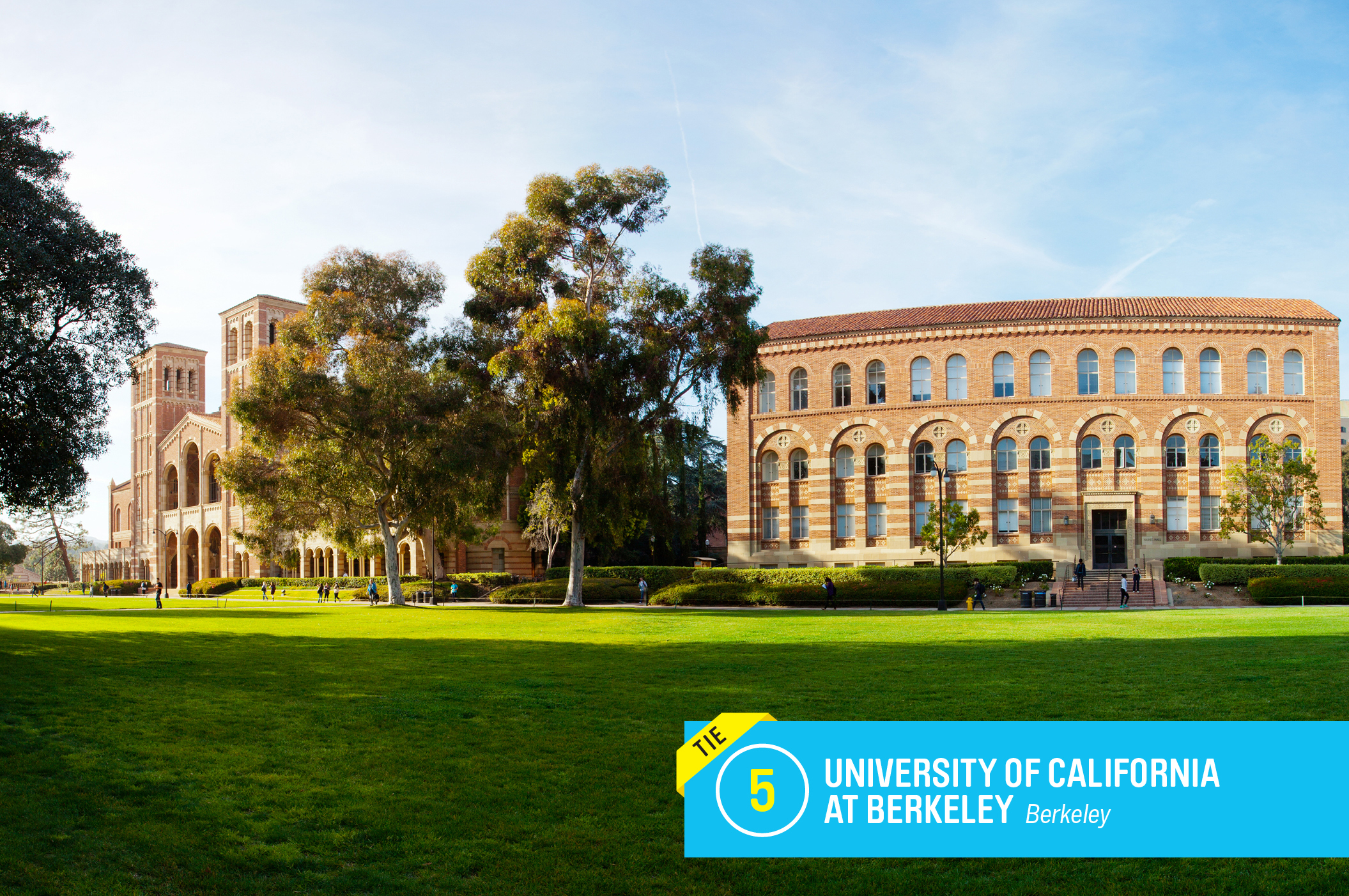 """<a href=""""https://money.com/best-colleges/profile/university-of-california-berkeley/"""" target=""""_blank"""">UC-Berkeley</a>, or Cal for short, ranks the highest of eight University of California system schools that made Money's rankings. In fact, Cal is one of the most selective public colleges in the country. More than 90% of freshmen graduate within six years, a rate well above even other elite public universities.                                           <a href=""""https://money.com/best-colleges/profile/university-of-california-berkeley/"""" target=""""_blank"""">FULL PROFILE</a>"""