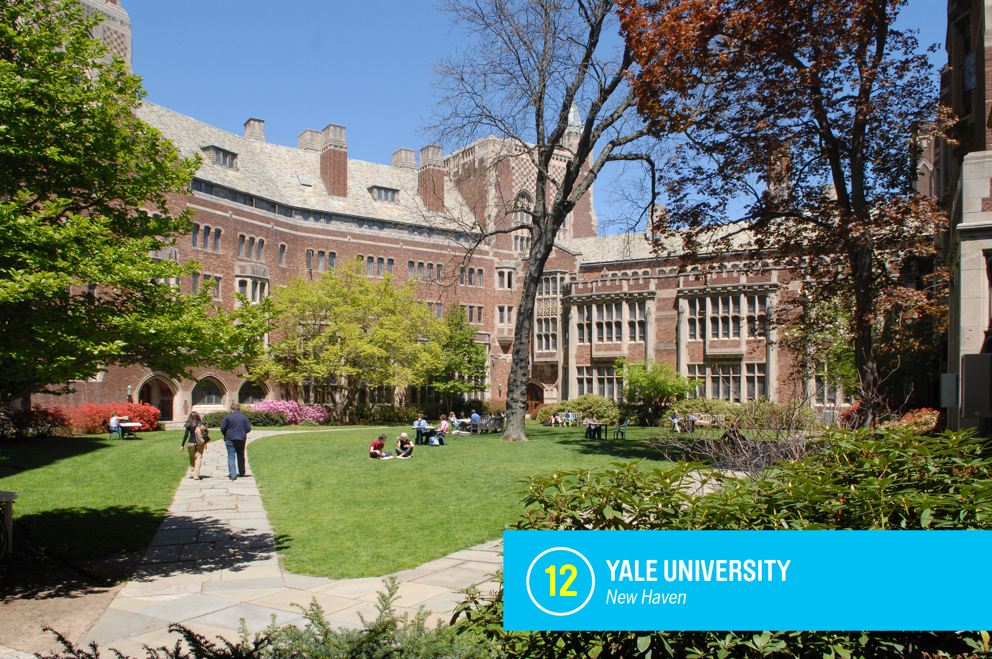 """Like its fellow high-ranking Ivy League peers, Princeton and Harvard, <a href=""""https://money.com/best-colleges/profile/yale-university/"""" target=""""_blank"""">Yale</a> is highly selective. But for students who are admitted, the college promises a very generous financial aid package and courses taught by some of the world's most extraordinary academics. <a href=""""https://money.com/best-colleges/profile/yale-university/"""" target=""""_blank"""">FULL PROFILE</a>"""