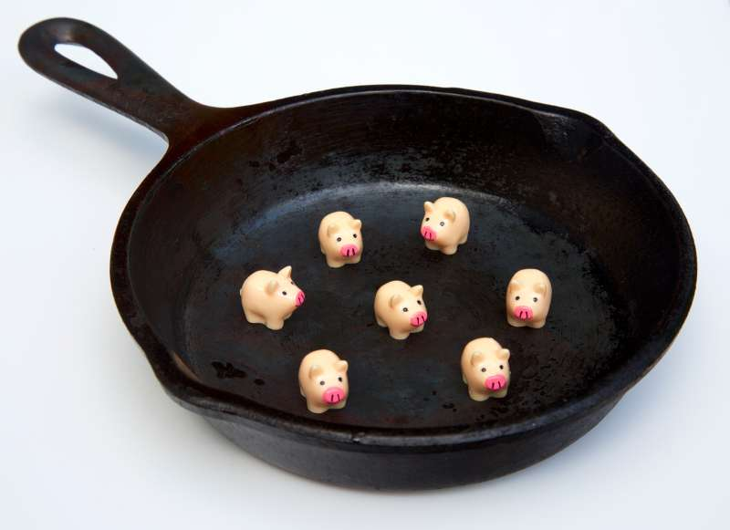 pork for dinner