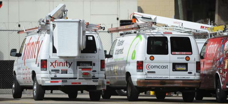 Comcast Adds TV Subscribers Again, Defying Industry Trend