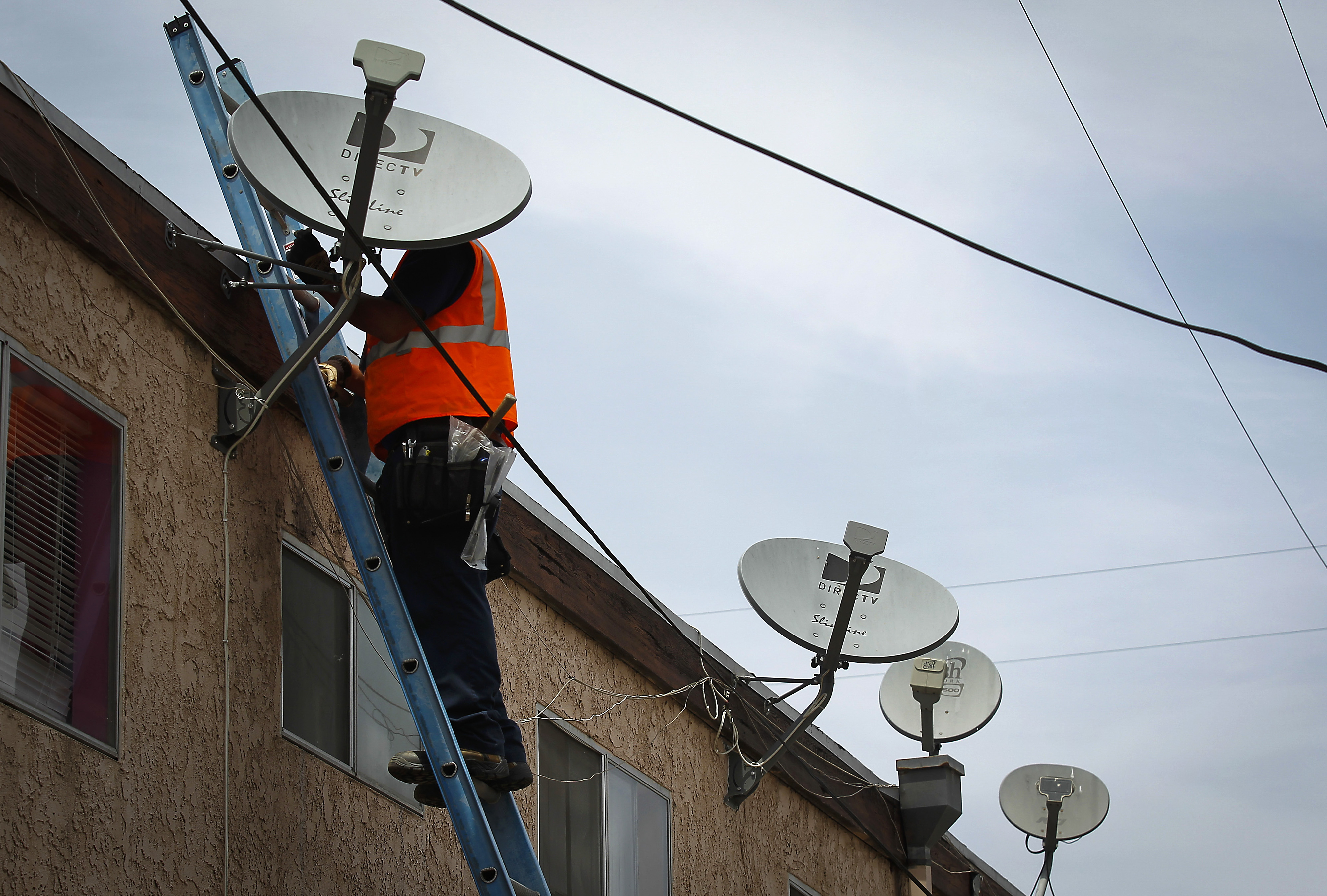 How To Get Your Satellite Company To Pay For Damages It Made Money