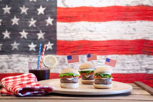 Here's How Much Americans Will Eat and Drink This July 4 Holiday