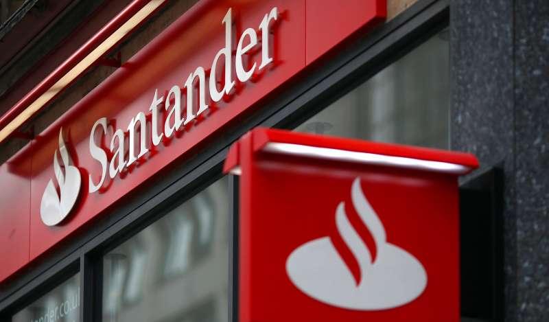 Branches Of Banco Santander Ahead Of Earnings