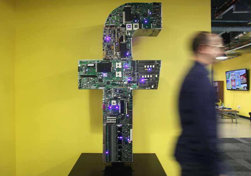 Facebook's Cambridge Office Includes Interesting Art