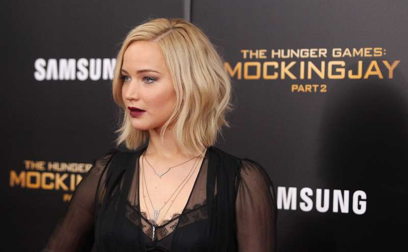 The Hunger Games: Mockingjay- Part 2  New York Premiere