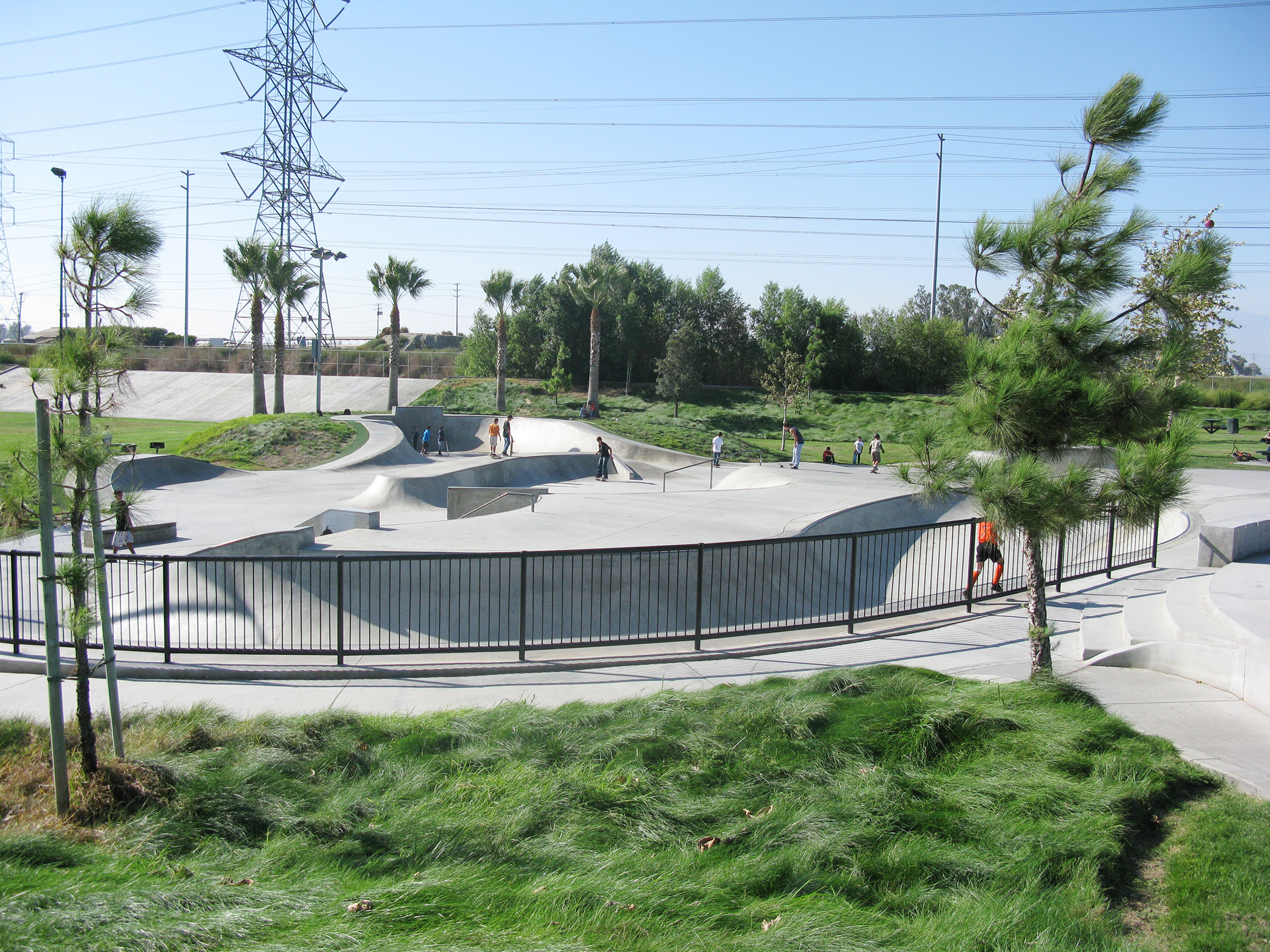 <strong>Eastvale, California. </strong>Tucked in a desert valley about 45 miles east of downtown Los Angeles, Eastvale feels like a shiny new toy: Built on land formerly owned by dairy farmers, it was incorporated only six years ago and is one of the most racially diverse  places on our list.