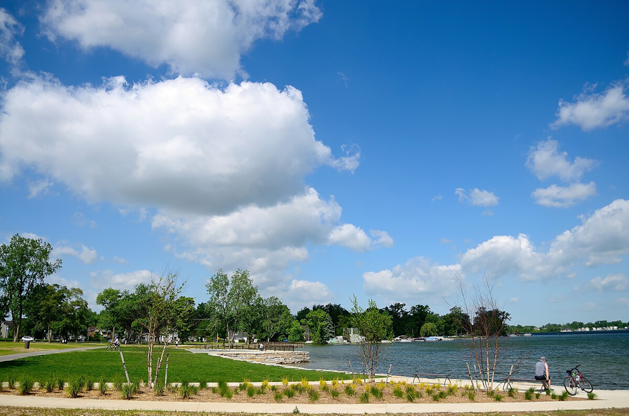 Novi, Michigan. Among the metro-Detroit suburbs and towns, Novi stands out for its affordable housing, high median income, and remarkably international population.