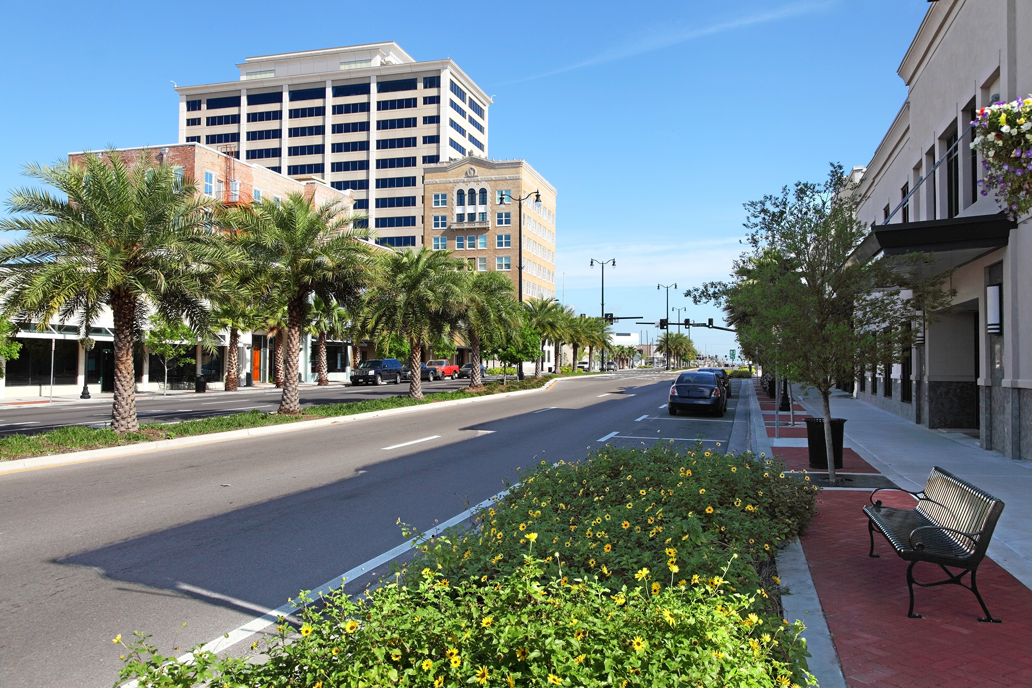 <strong>Gulfport, Mississippi. </strong>Among its attractions are a 250-acre Gulfport Sportsplex and Gulf Islands Water Park, the largest water park on the coast.