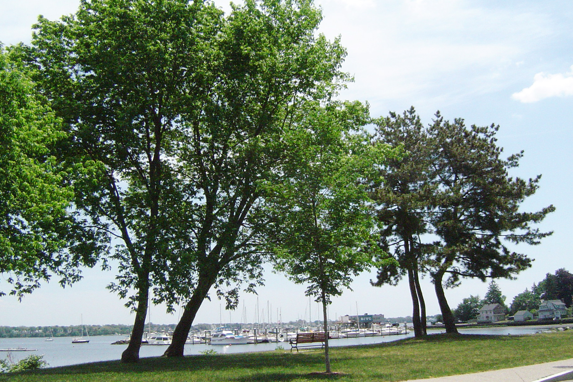 Cranston, Rhode Island. This city south of Providence shares the Narragansett Bay and is home to Pawtuxet Village, an emerging foodie destination.