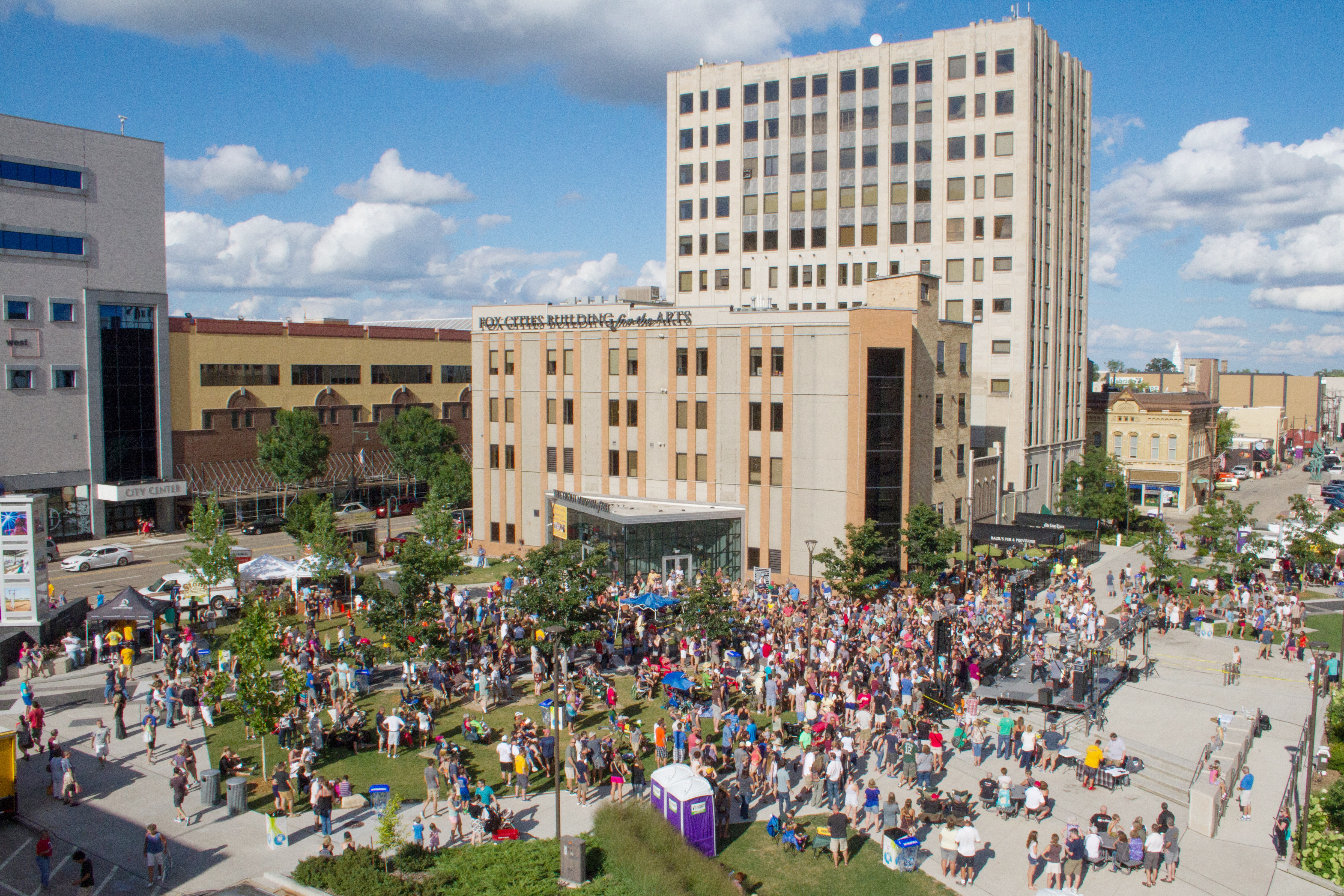 <strong>Appleton, Wisconsin.</strong> In addition to its natural,  Midwestern charm, Appleton draws new residents to its strong stock of affordable housing. The median home price is about $120.000.