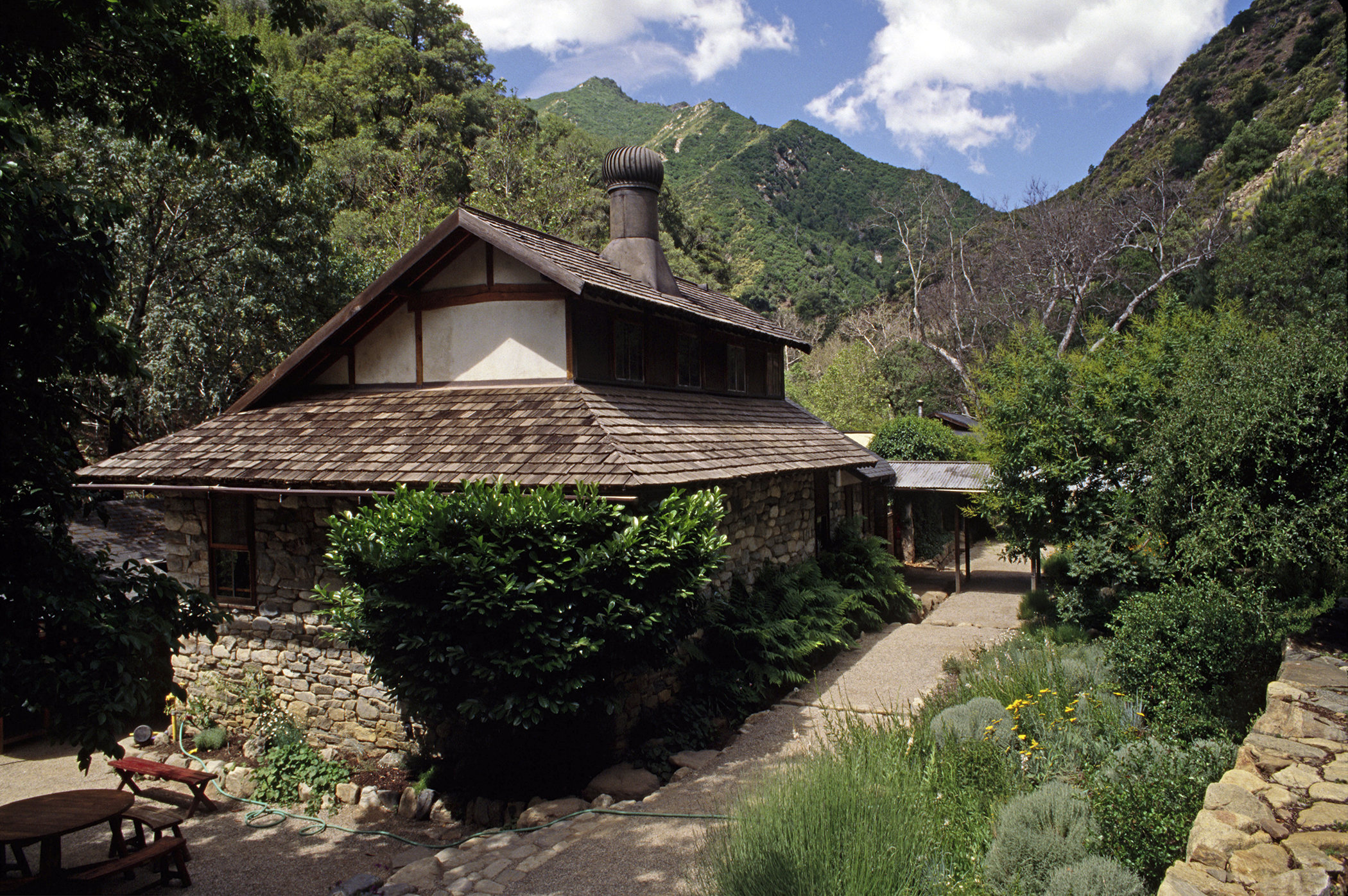5. Tassajara, California:  The median household income in this community about 40  miles east of San Francisco is $135,672, but if residents get stressed out from earning all that money, they can relax in hot spring pool at a Zen Buddhist retreat nestled deep in the Carmel Valley.