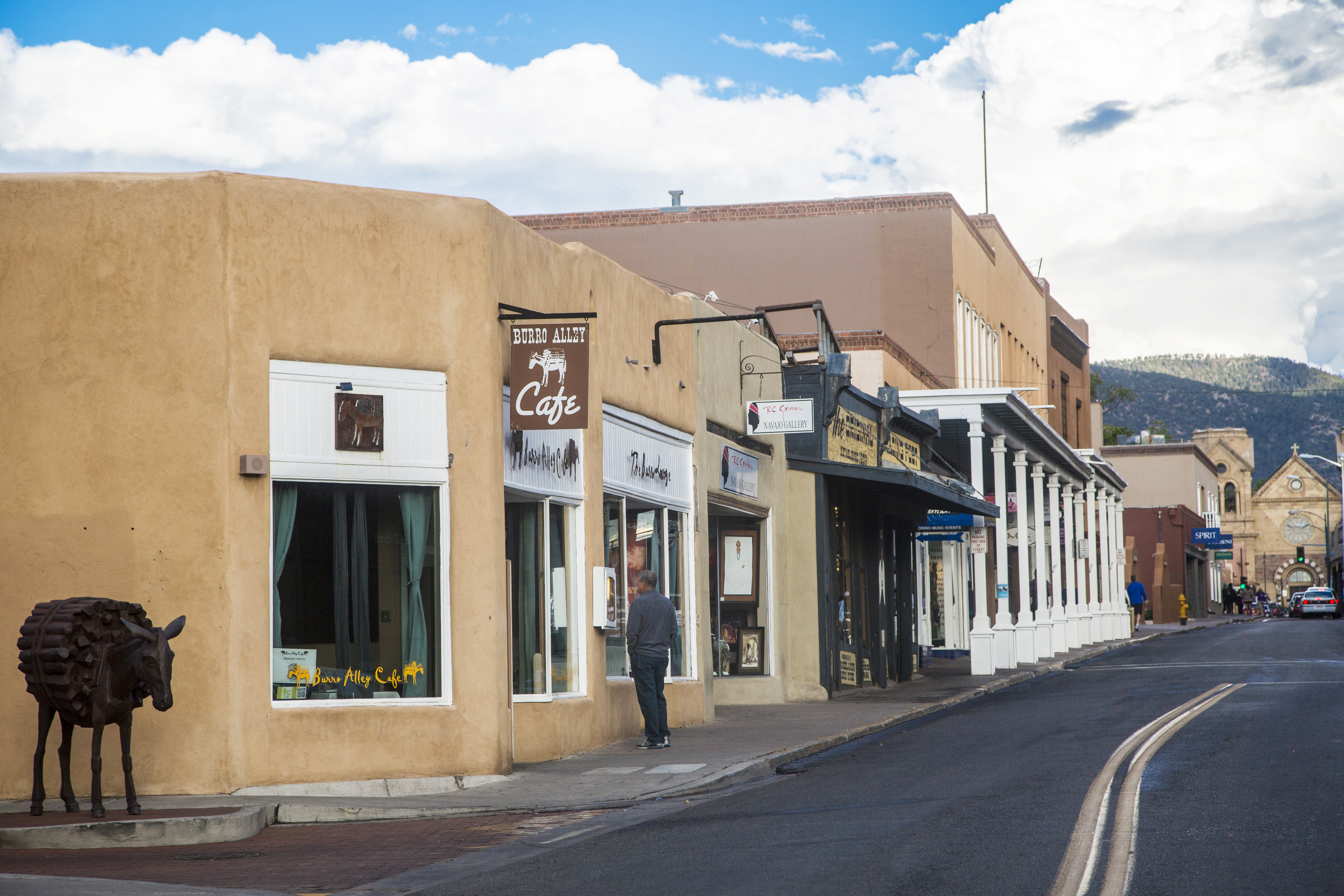 Sante Fe, New Mexico. Living in Santa Fe, which was built by Spanish colonists in 1610, is a bit like living in a museum, thanks to the pueblo-style architecture and Museum Hill, home to the city's substantial  art collections.
