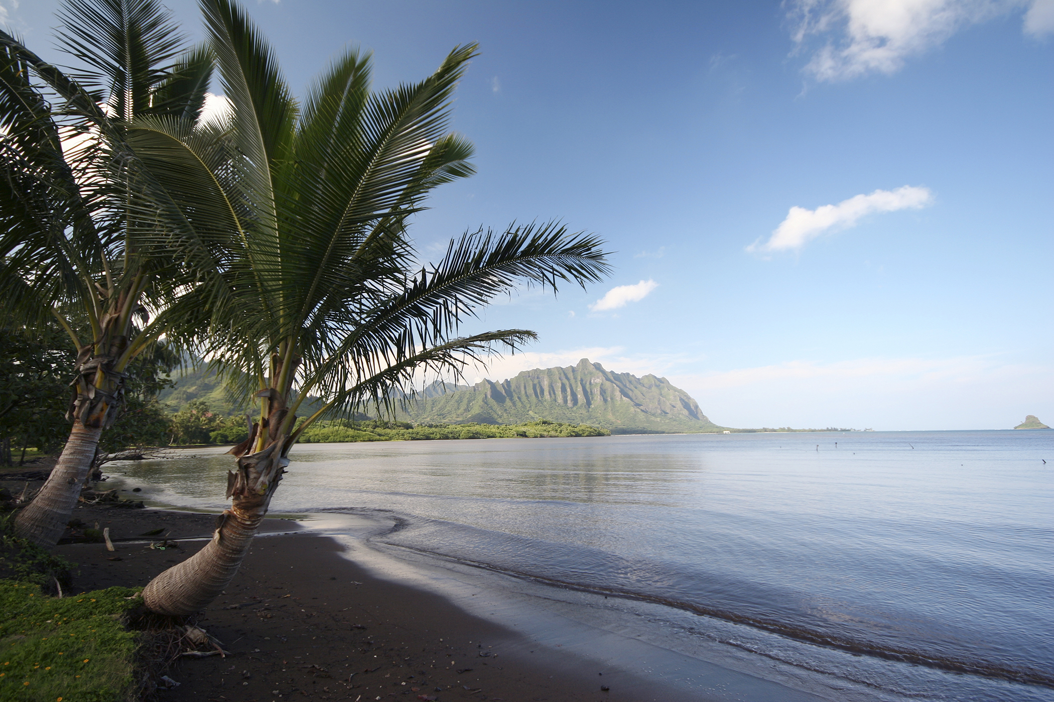2. Koolaupoko, Hawaii:                             Cancer deaths in Hawaiian towns like Koolaupoko are among the lowest in the country.