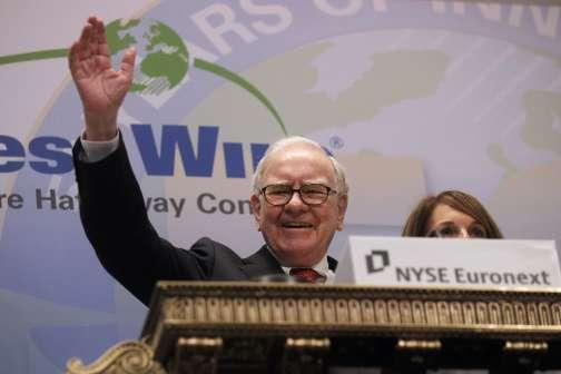 Warren Buffett's 3 Pieces of Advice for an Expensive Market