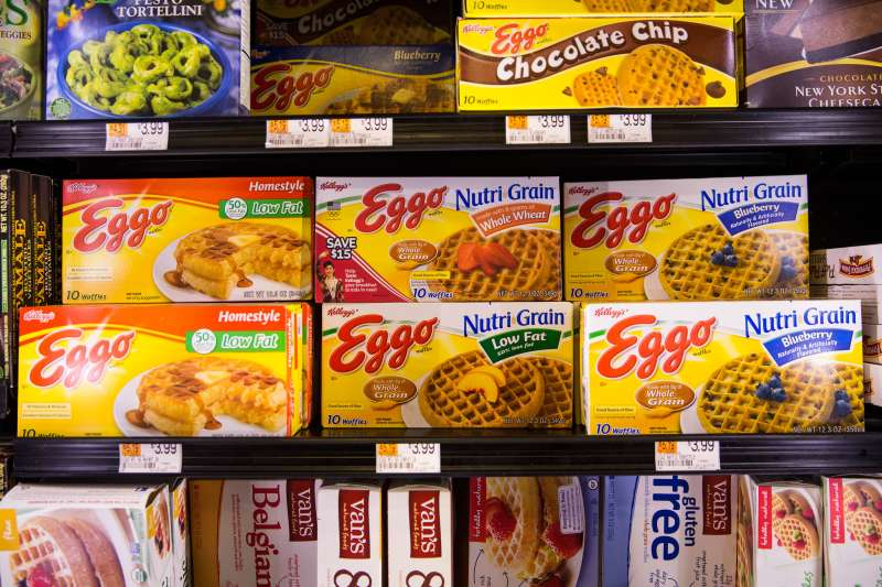 Kellogg's is recalling its Eggo waffles.