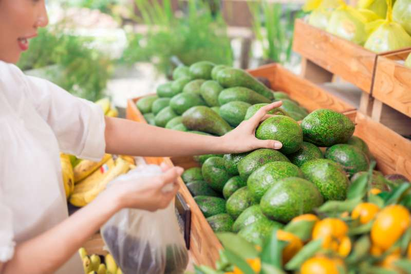 Avocado prices are rising rapidly.