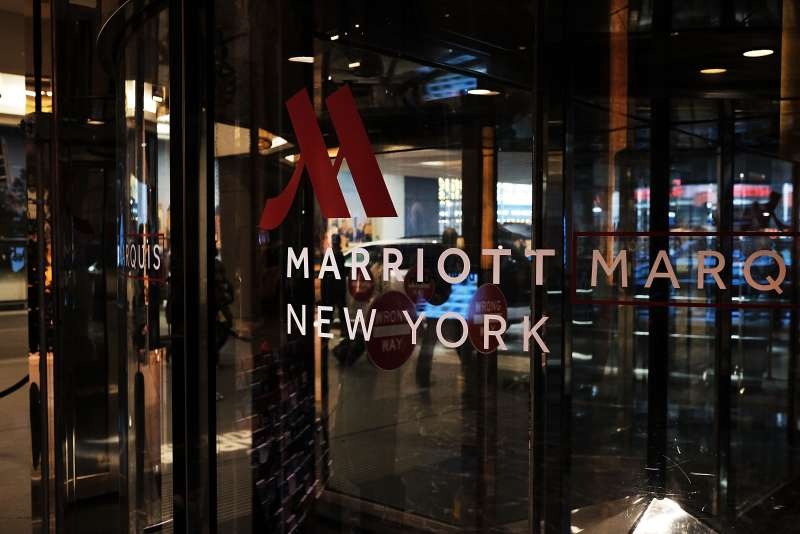 Marriott To Acquire Starwood Hotels For $14.4 Billion