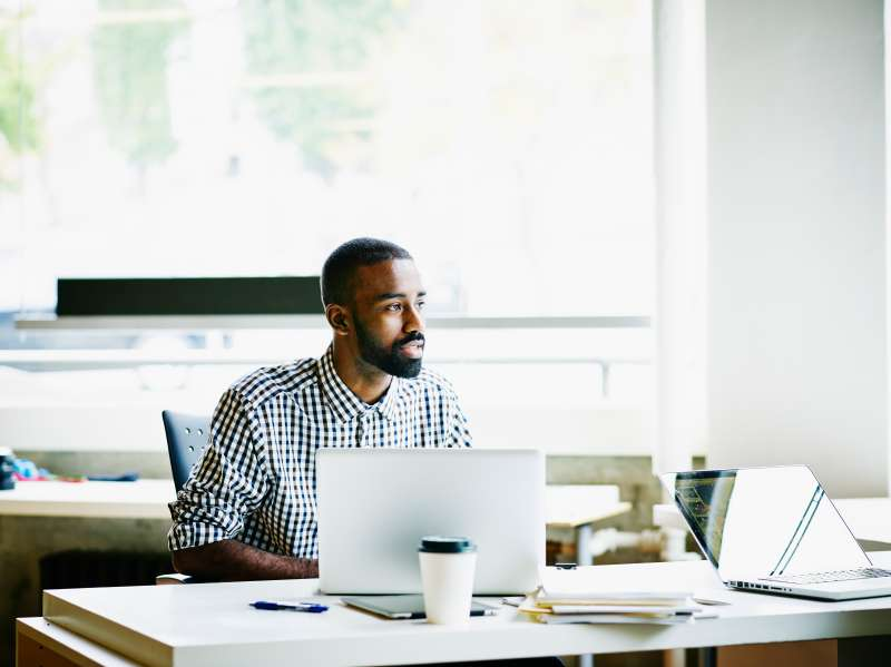 A new study finds that black employees make far less compared to their white counterparts.