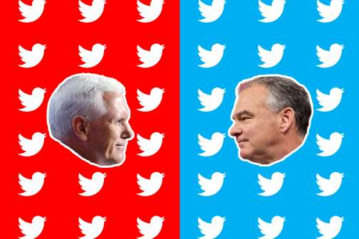 Here's What the Economic Pundits Said on Twitter About the Vice Presidential Debate