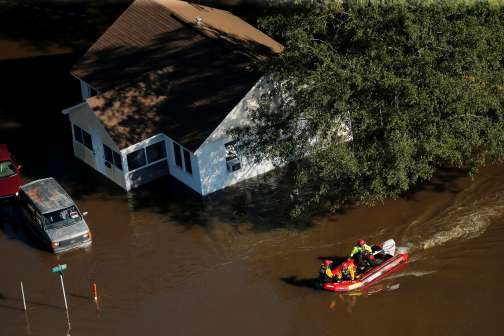 My Family Evacuated During Hurricane Matthew, and Here's What It Cost