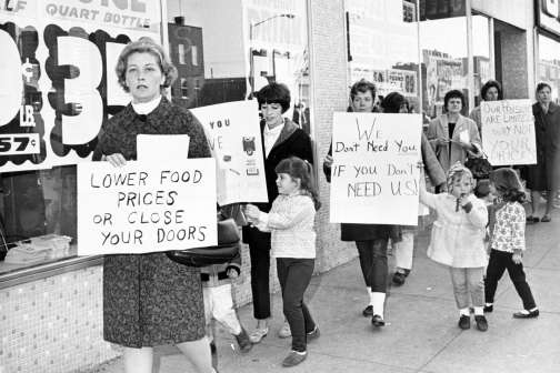 The Forgotten Protest Movement of the 1960s