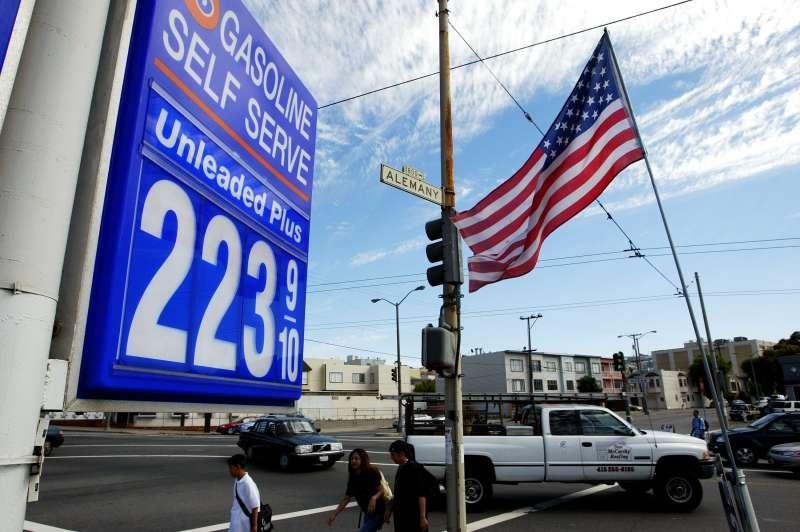 U.S. Gas Prices Make Unprecedented Jump