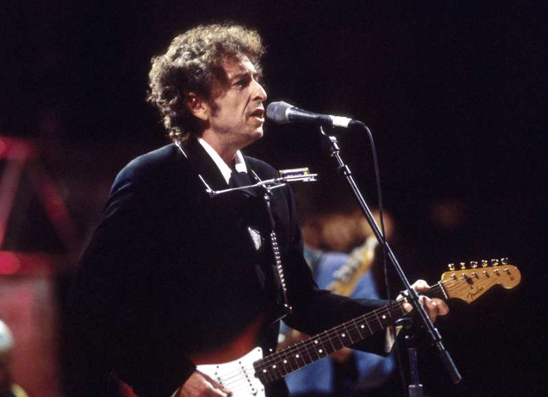 Bob Dylan File Photos