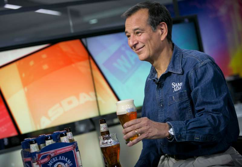 Boston Beer Co. Chairman & Founder Jim Koch Interview