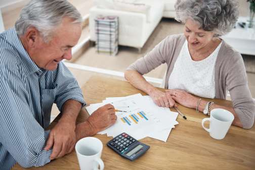 The 3 Stages of Retirement Income