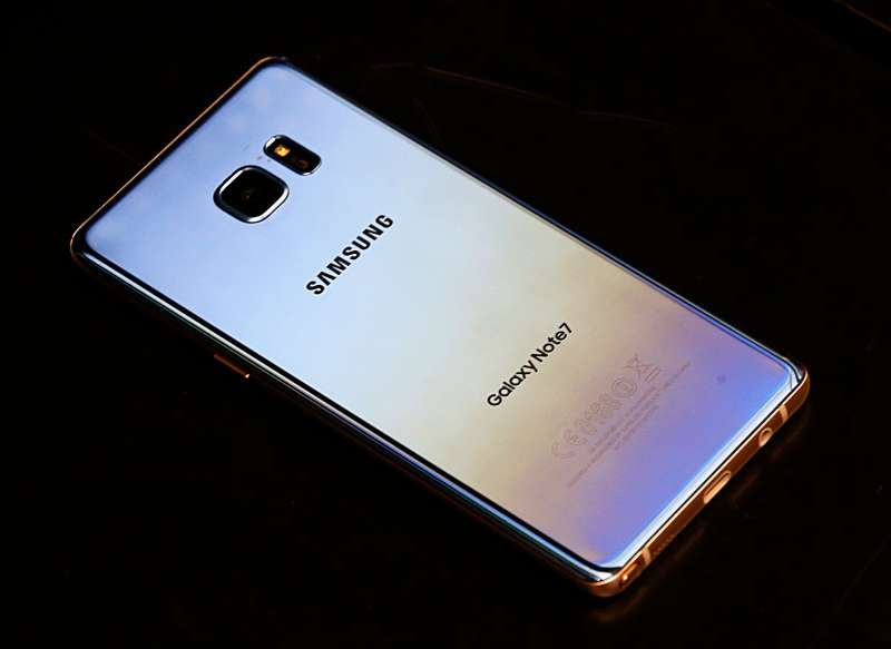 Consumer Product Safety Commission Announces Recall Of Samsung's New Galaxy Note 7