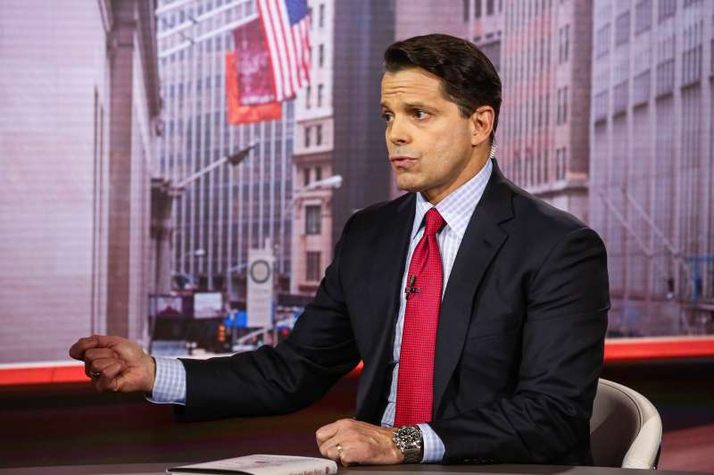 Anthony Scaramucci, founder of SkyBridge Capital II LLC