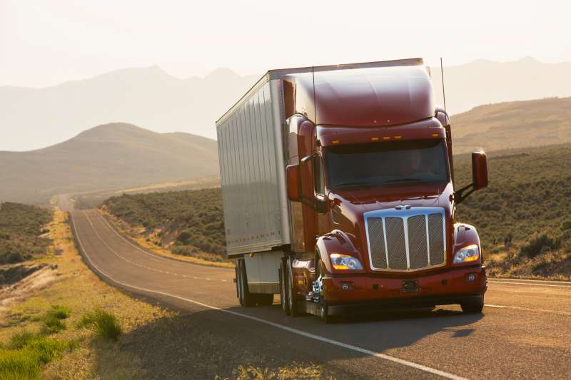 Truck drivers are among those enjoying a wage boost, thanks to the  Amazon effect.