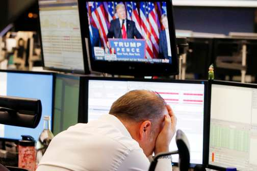 See How Markets Around the World Reacted to a Trump Victory