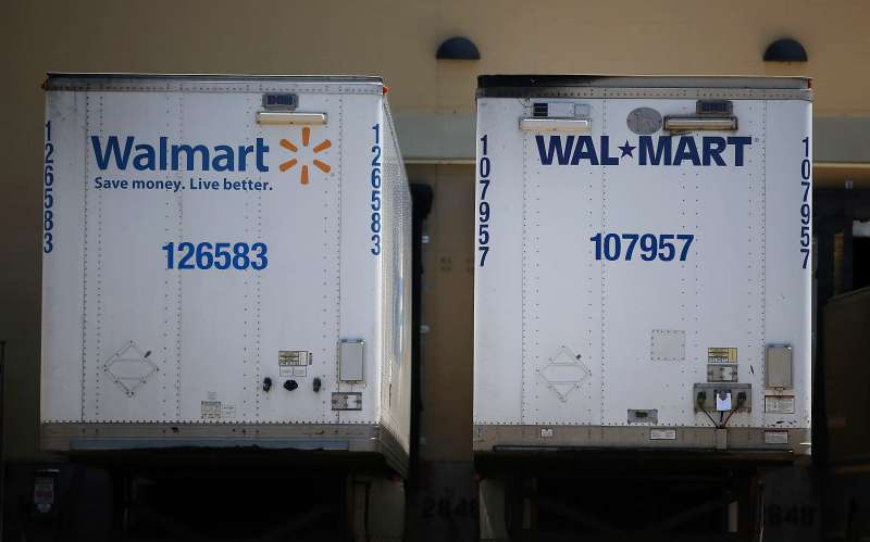 Wal-Mart Could Owe 100 Million In Back Wages To Its Truck Drivers