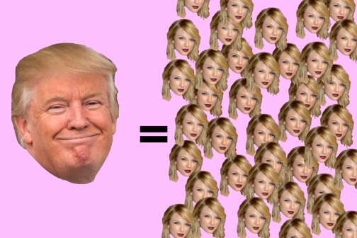 We Calculated the Net Worth of Donald Trump's Cabinet in Units of Taylor Swift