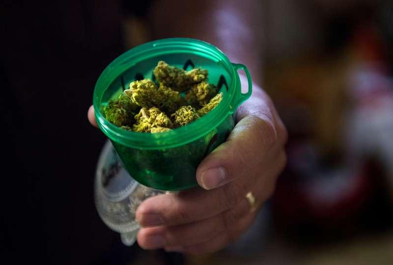 Marijuana Border Wars